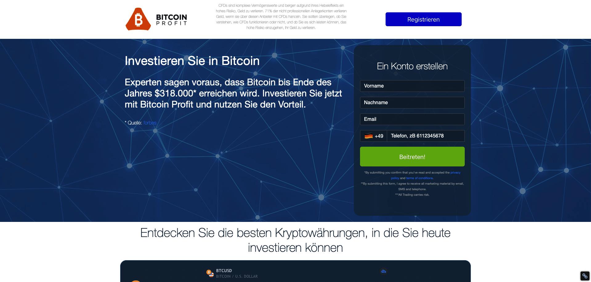 Bitcoin Profit