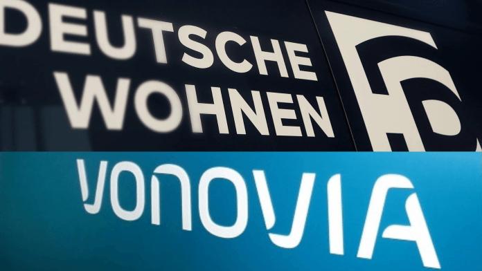 Deutsche Wohnen und Vonovia