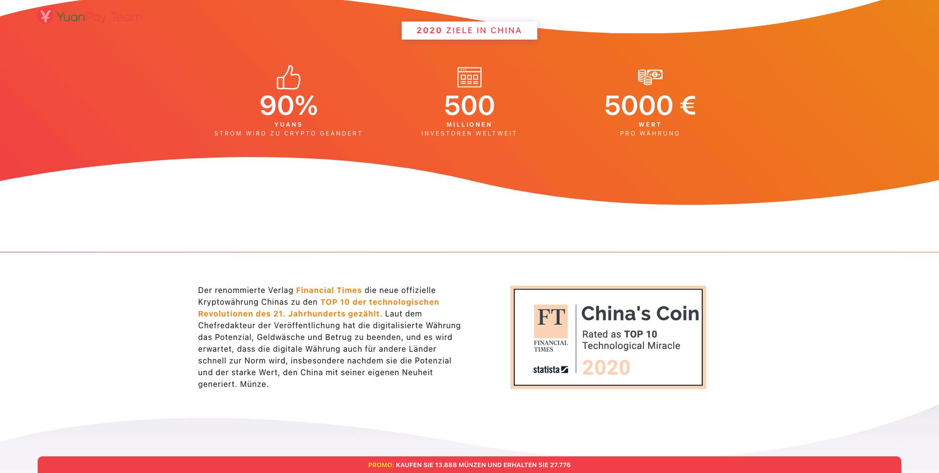 Ist Yuan Pay Betrug?