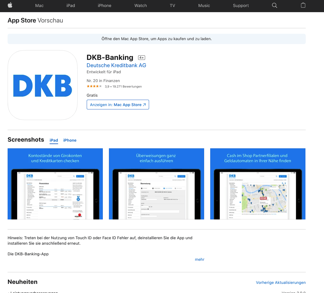 Dkb,De