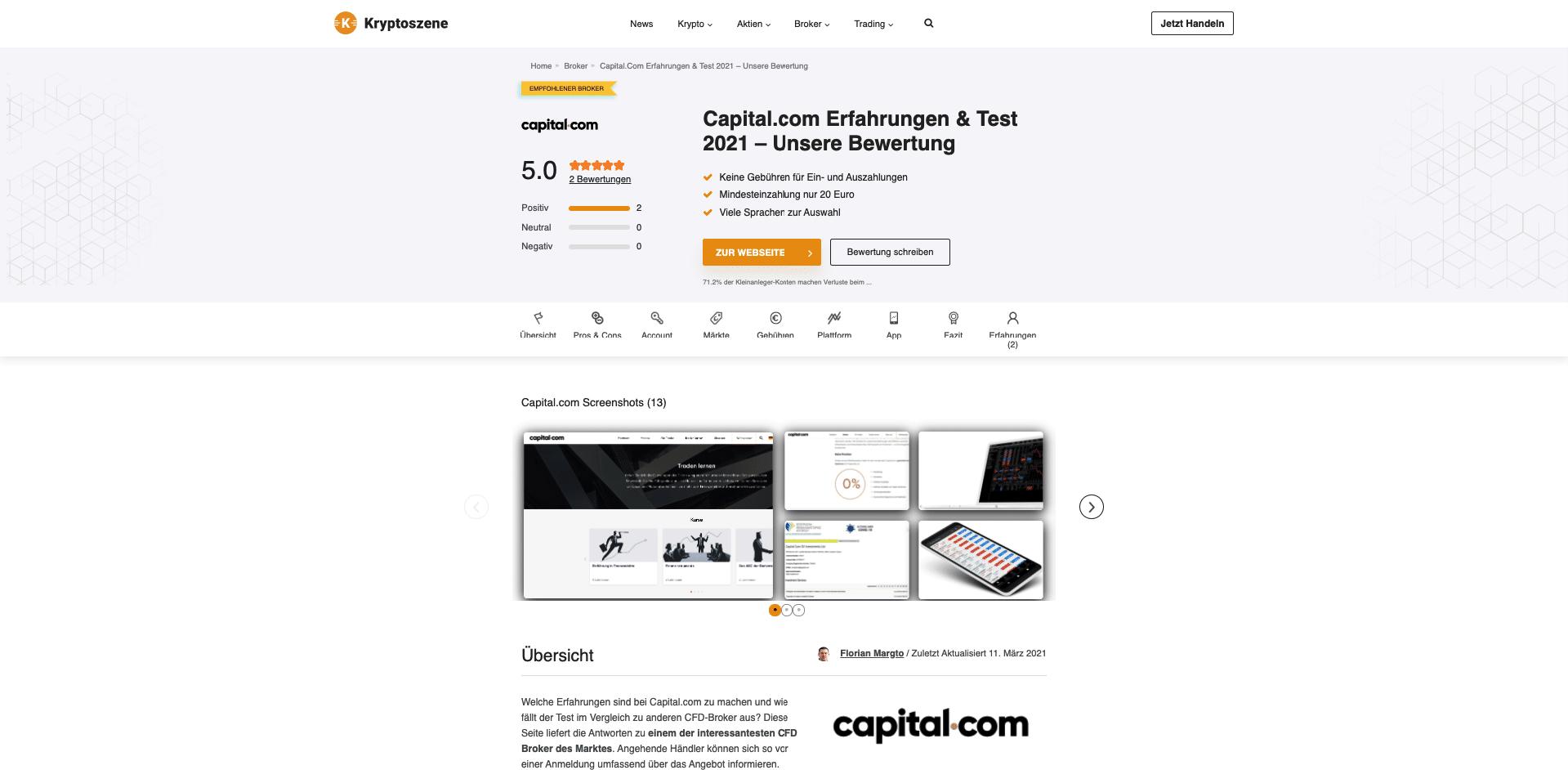 Capital.com erfahrungen