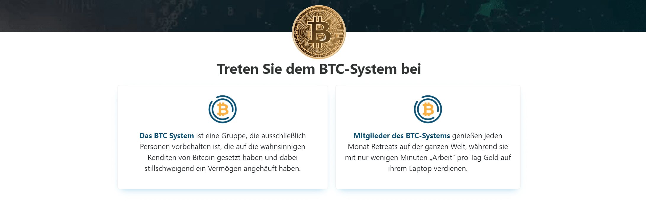 Was ist Bitcoin System