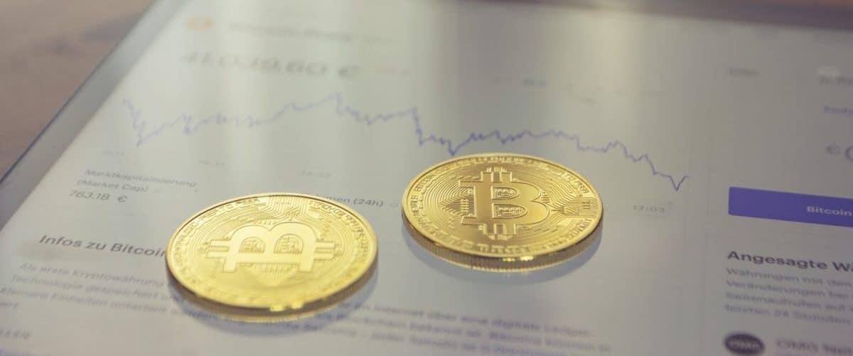 Physoche Echtgold Bitcoin Munze