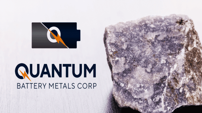Quantum Battery Metals Aktie