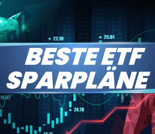 Beste ETF Sparpläne