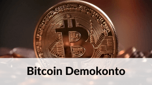 Bitcoin Demokonto