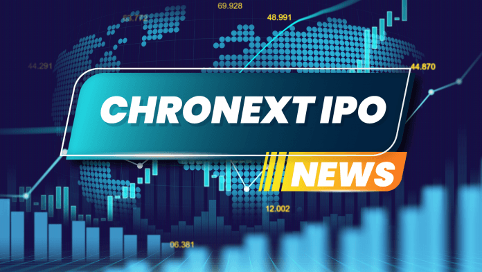 Chronext IPO