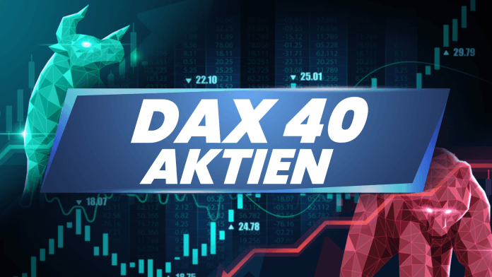DAX 40 Aktien