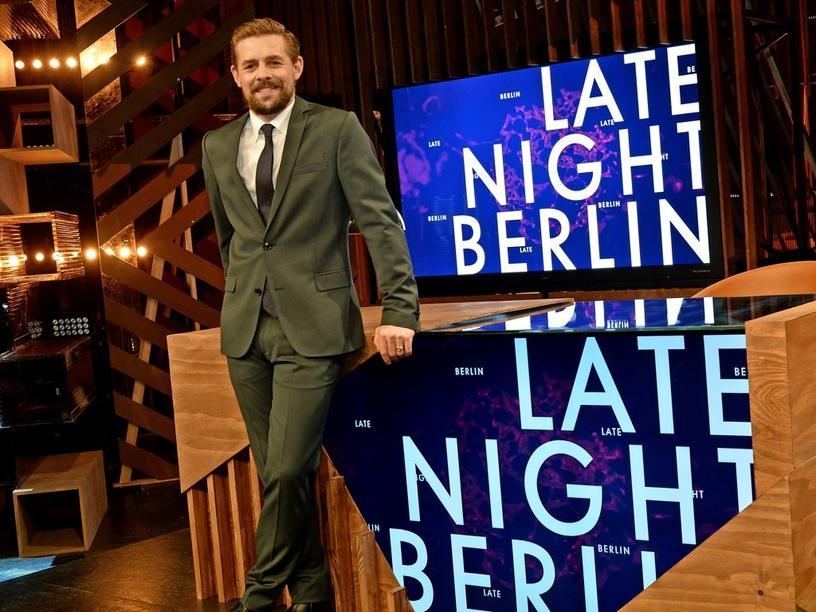 Late Night Berlin Quantum Code