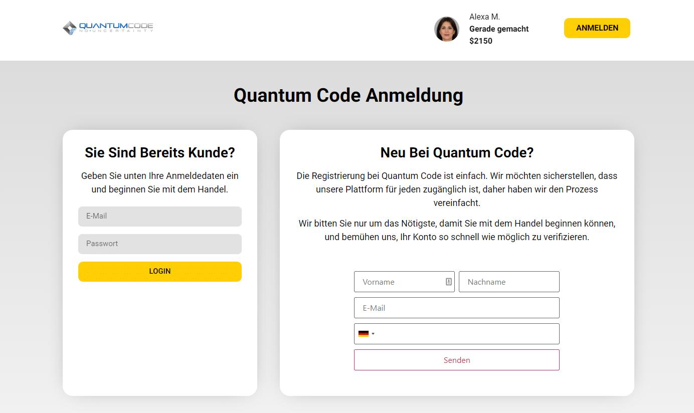 Quantum Code