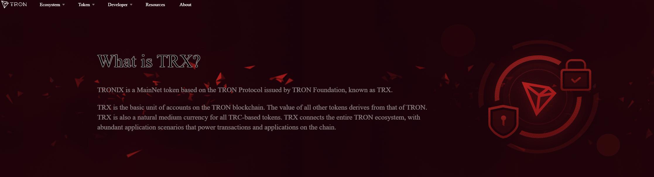 Tron Token