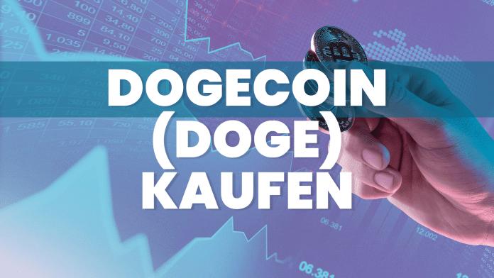 Dogecoin DOGE kaufen