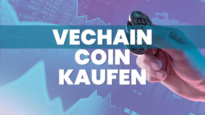 VeChain Coin kaufen