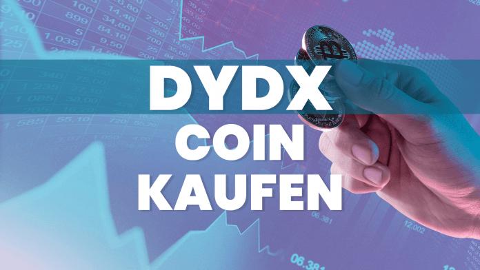 dYdX Coin kaufen